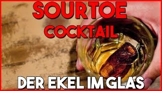 Sourtoe Cocktail . Der Cocktail mit einem Zeh