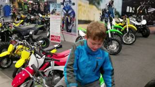 Choosing a dirt bike? What dirt bike would you choose?