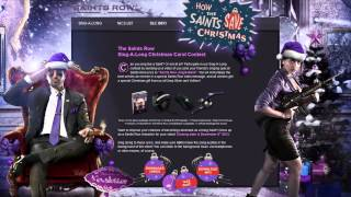 How the Saints Save Christmas Announced Thumbnail
