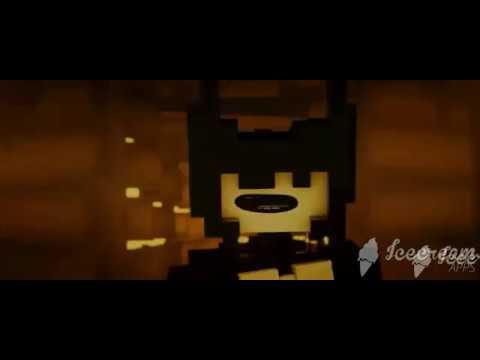 БЕНДИ РЭП ПЕСНЯ ▶ Jt Music - Can't Be Erased на Русском (Маенкрафт анимация) от Ekrcoaster