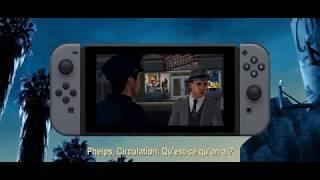 L.A. Noire - Bande Annonce Officielle sur Nintendo Switch (VOSTFR)