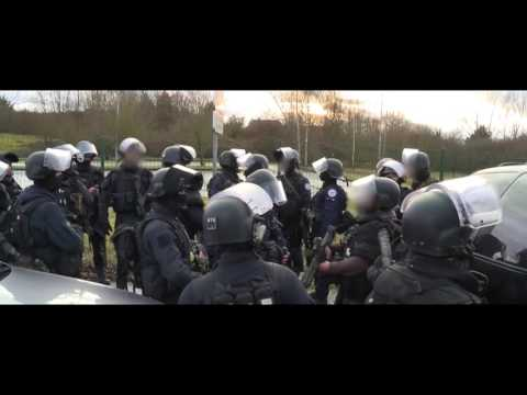 GIGN - Groupe d'intervention de la  Gendarmerie Nationale