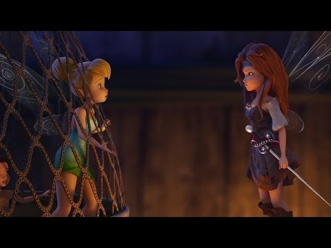 Mark Kermode Reviews Tinker Bell And The Pirate Fairy