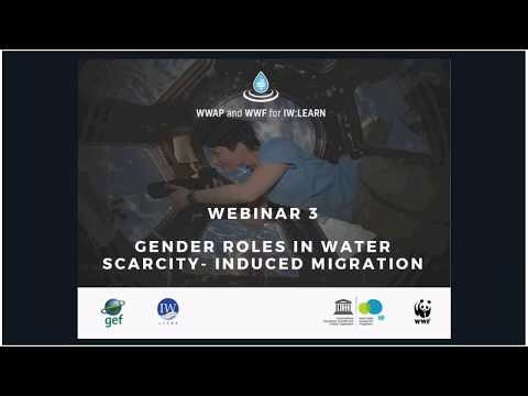 IW:LEARN Webinar III - Gender roles in water scarcity-induced migration