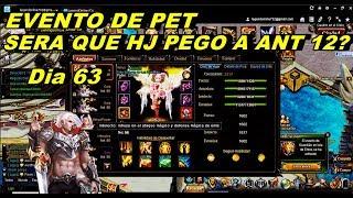 LEGEND ONLINE SAGA ESPANHOL - Dia 63 - Essa Ant 12 ta Demorando Muito Ja ......
