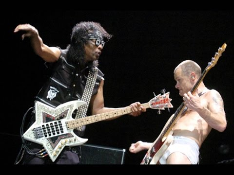 Red Hot Chili Peppers - Amsterjam Funky Medley (ft. Bootsy Collins & Snoop Dogg)