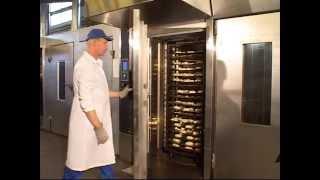 видео Печь ротационная РОТОР-АГРО 202 (эл.газ.дизель)