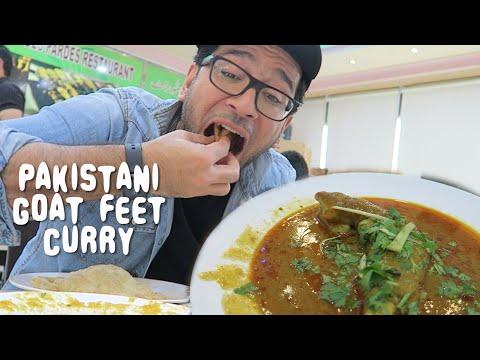 UNREAL Pakistani GOAT FEET CURRY   Best Dubai Restaurants