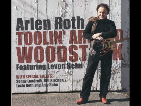 Levon Helm - Cryin time  (ArlenRoth Lexie Roth AmyHelm)