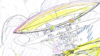 2014年4月25日(金)に発売する『スペース☆ダンディ』Blu-ray①の 特典:デジタルギャラリーに収録される原画集お試し版。 http://space-dandy.com/product...