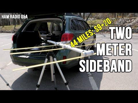 2 Meter Sideband