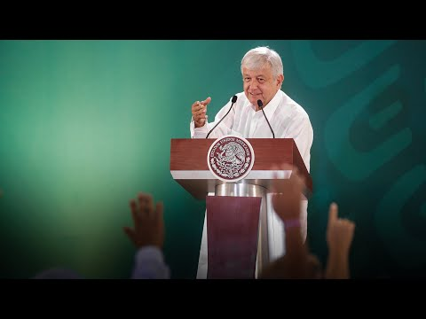 Disminuye incidencia delictiva en Nayarit. Conferencia presidente AMLO