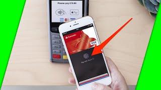 видео Нет Apple Pay в приложении