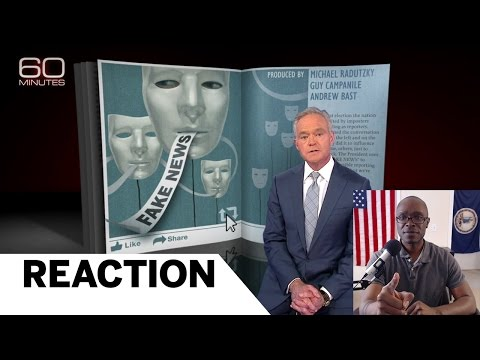 CBS 60 Minutes Produces Contradictory and Hilarious Expose Report on Fake News (REACTION)