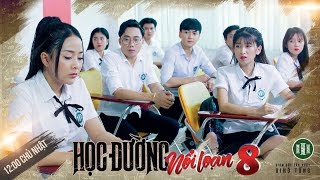 PHIM CẤP 3 - Phần 8 : Tập 17 | Phim Học Sinh Hài Hước 2018 | Ginô Tống, Kim Chi, Lục Anh