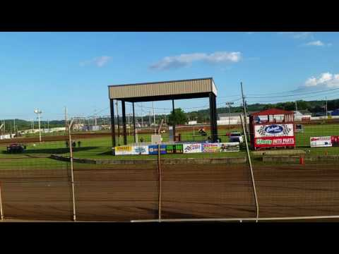 Xcel 600 Mod Heat and Feature - Upper Iowa Speedway - 7-29-17