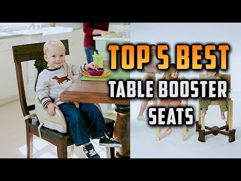 Top 5 Best Table Booster Seats