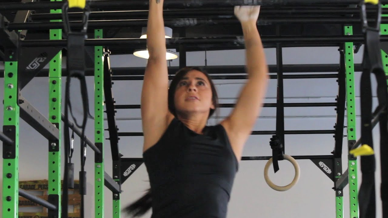 Fitness competition and open house the garage pt gilbert youtube