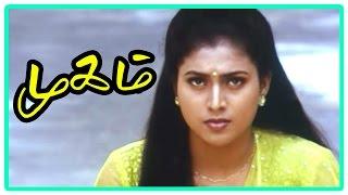 Mugam Tamil Movie   Scenes   Roja intro wanting to marry Nasser   Thalaivasal Vijay