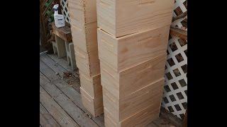 Beehive Box Handles