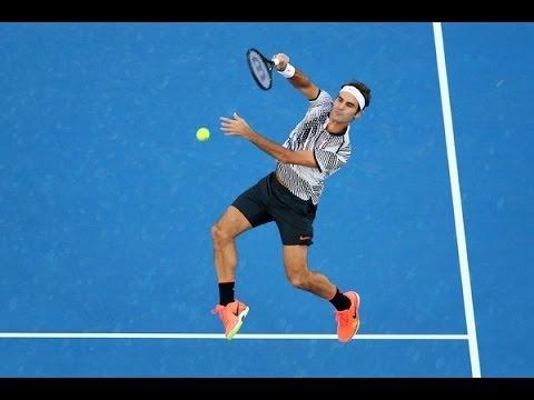 Roger Federer vs Stan Wawrinka || Tennis Best Points Ever || Australian Open 2017 (highlights HD)