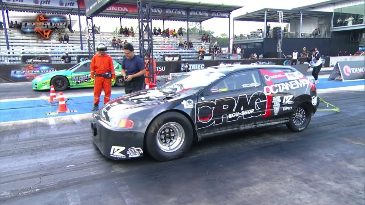 Download Honda Civic EG Drag Race 8.5sec@402m.