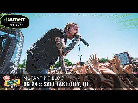 2017 Mutant Pit Blog: Salt Lake City, UT