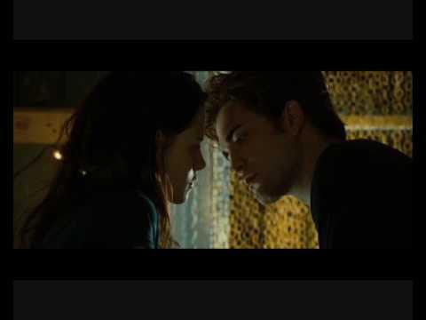 Twilight - Edward And Bella Love Scene