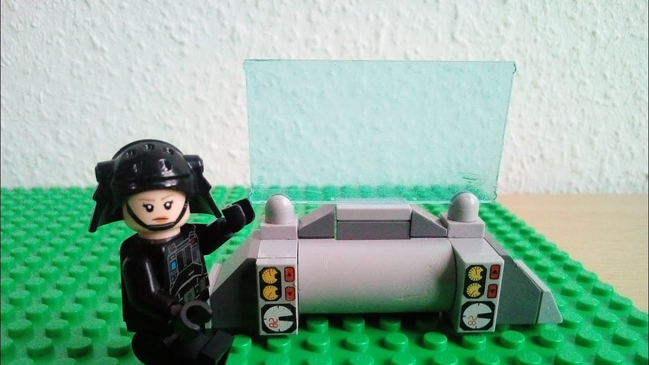 lego star wars tutorial  versorgungs  betankungsstation
