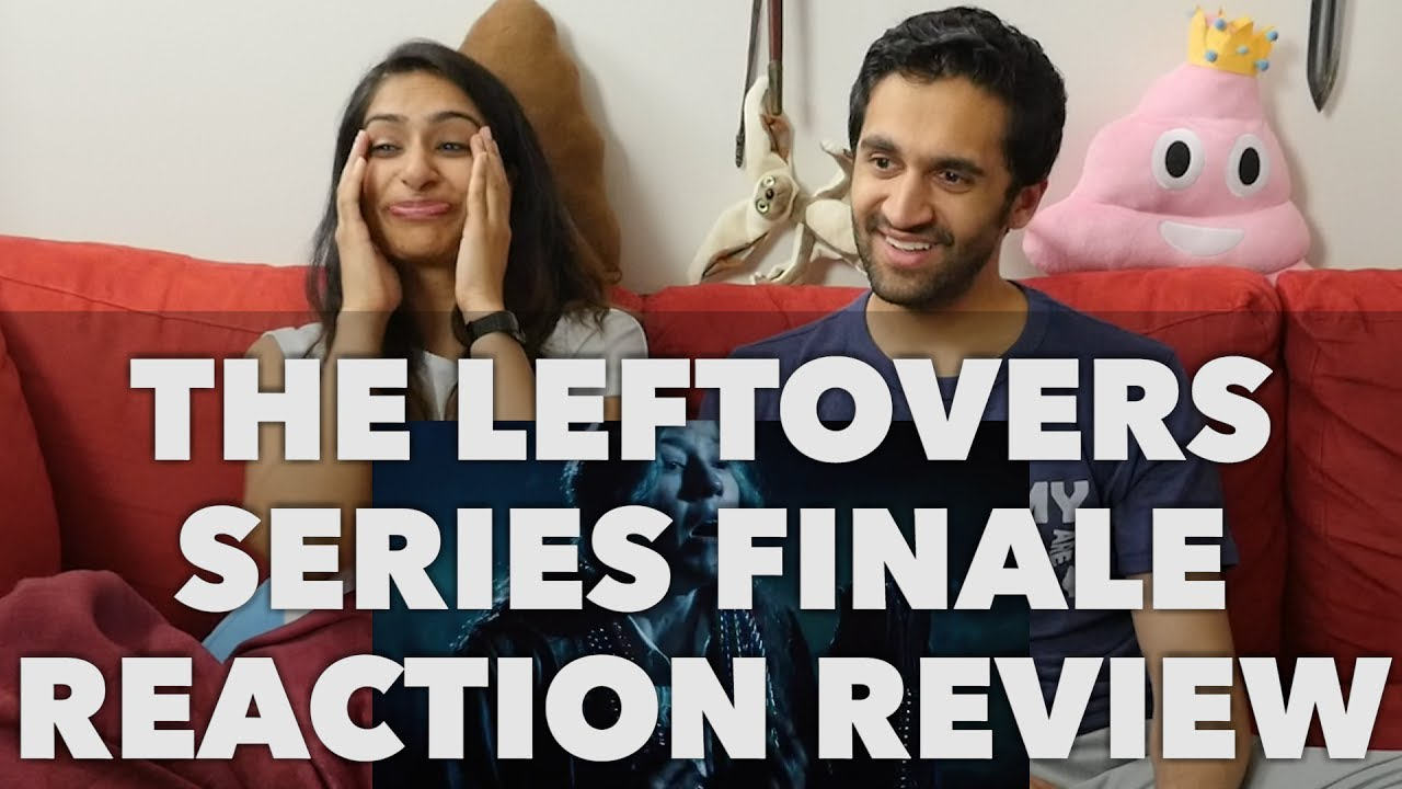 Download The Leftovers - Series Finale Reaction 3x8 The Book of Nora Review