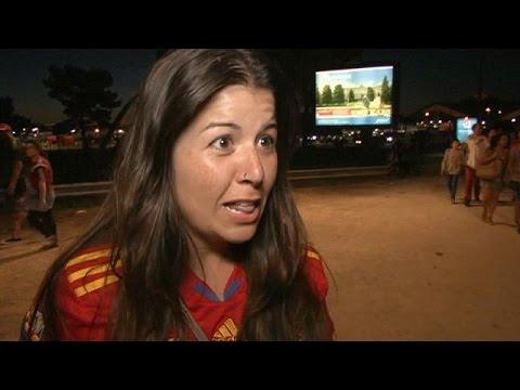 Euro 2016 : le coeur des supporteurs chavire