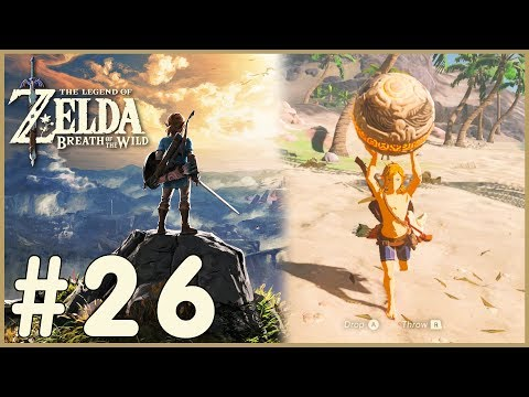 Zelda: Breath Of The Wild - Stranded On Eventide (26)