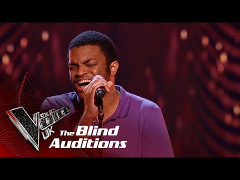 Ayanam Udoma's 'Wonderwall' | Blind Auditions | The Voice UK 2019