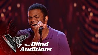Ayanam Udoma's 'Wonderwall' Blind Auditions The Voice UK 2019