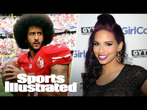 Did Colin Kaepernick Girlfriend's 'Racist' Tweet Keep Him From Ravens?   SI NOW   Sports Illustrated