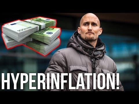 Wenn Geld nichts mehr wert ist! Antwort auf Dr. Markus Krall - Hyperinflation