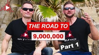 How To Go From 100k to 9M Subscribers (Part 1)