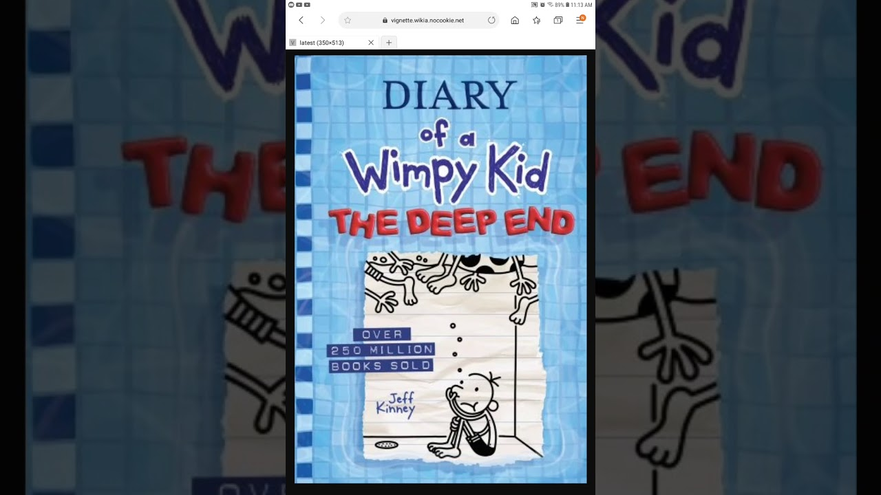 Diary Of A Wimpy Kid The Deep End Youtube