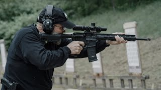 National Police Rifle Conference - Springfield Armory SAINT | 4K