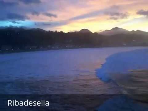 Places to see in ( Ribadesella - Spain )