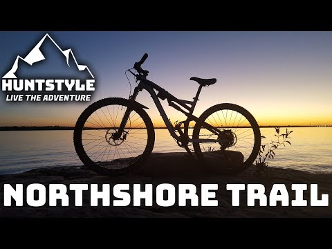 Mountain Biking at Northshore Trail | Flower Mound, TX