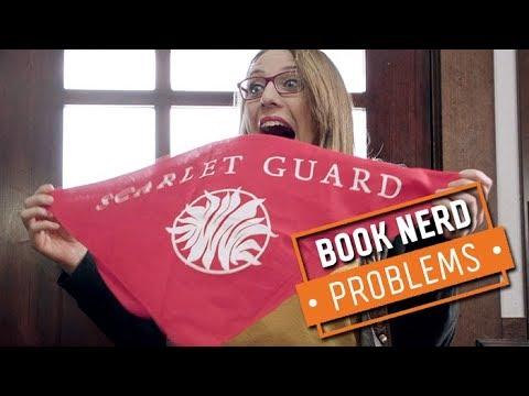 Having to Hide Your Fandom | Book Nerd Problems