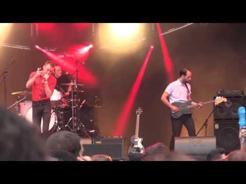 EUGENE McGUINNESS au Festival Soirs d'Eté 2014 - Place de la République - 8 Juillet