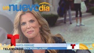 """Le damos la bienvenida al elenco de """"Silvana sin Lana""""   Un Nuevo Día   Telemundo"""