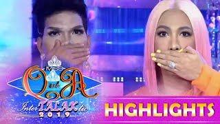 It's Showtime Miss Q & A: Vice Ganda notices he looks like Carla Kaluluwa