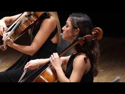 Cuarteto Valencia en el Palau de la Música