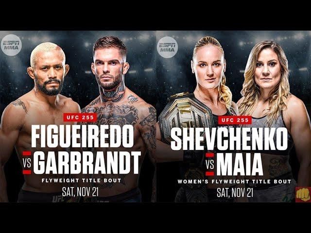 #draftkings #fanduel UFC 255 Figueiredo vs Perez Full Card Breakdown and Predictions #fanduel