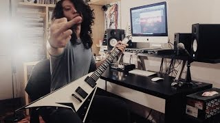 Bullet For My Valentine - No Way Out (Guitar Cover) HD