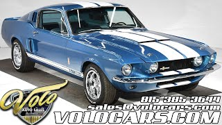 1967 Ford Mustang Shelby Tribute for sale at Volo Auto Museum (V18835)