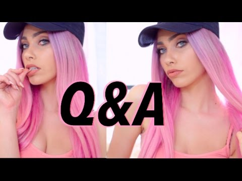 Q&A | My First Time, My 17 Piercings, My new BAE, & MORE